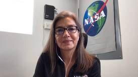 La tica Sandra Cauffman: de niña rebelde a ingeniera de la Nasa