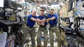 Basura espacial pasó a 2.500 metros de la EEI