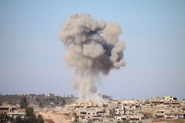 Turquía abogó el martes por una intervención militar terrestre de la coalición internacional en Siria