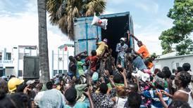 Haití se enfrenta a una emergencia vital luego de terremoto e impacto de tormenta