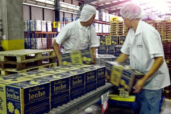 Los productos que se exporten a China tendrán los mismos empaques que se usan en Costa Rica, pero con una etiqueta en mandarín. | ARCHIVO