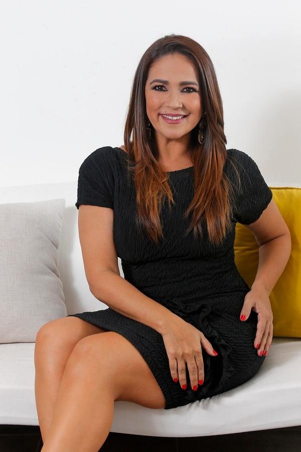 Maureen Salguero tiene 48 años.Ella empezó su carrera televisiva en canal 2 en el 98. En el 2000 se unió a Repretel, televisora en la que estuvo hasta el 2013. Tiempo después trabajó para Teletica. Fotos: Mayela López