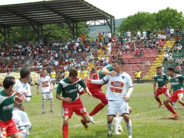 Ayer domingo, As Puma empató 0-0 con Guanacaste y se clasificó a la final del torneo de Clausura de la Segunda División / Carlos Vargas
