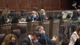 Diputados esperan explicaciones de Carlos Alvarado sobre presunta corrupción en obras viales