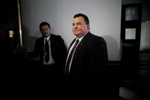 El primer secretario del Directorio legislativo, Juan Marín (PLN), pidió un segundo nombramiento para su hija, por ocho meses, en su despacho.