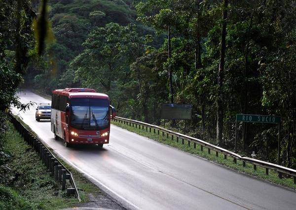 Por la ruta 32 transita el 80% de las exportaciones. | RAFAEL MURILLO