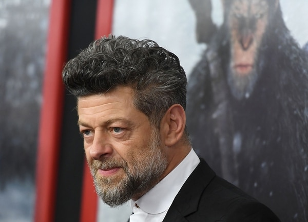 Andy Serkis protagoniza War for the Planet of the Apes . AFP