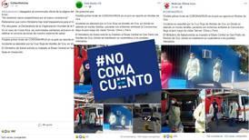 #NoComaCuento: No hay un posible caso de coronavirus en Montes de Oca