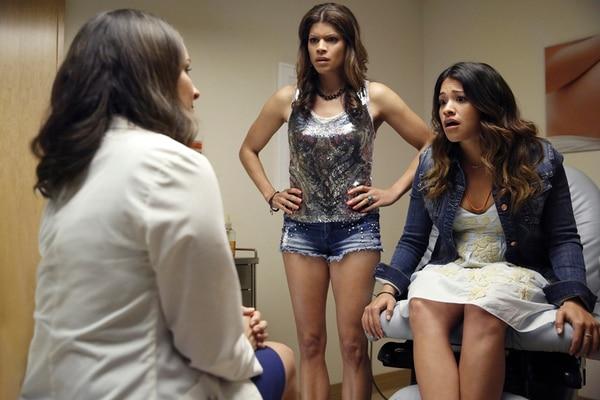 Jane enfrentará junto con su madre, Xiomara, la noticia de una inseminación artificial no planificada. Greg Gayne para LN.