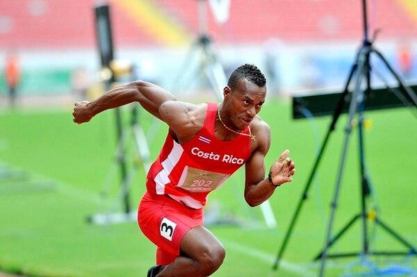 Nery Brenes correrá en los 400 y 200 metros lisos en Río 2016