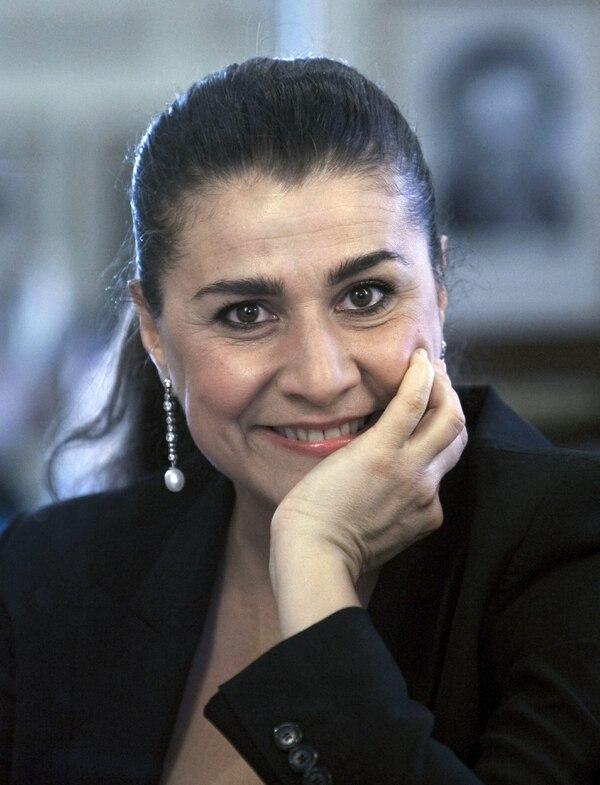 La cantante de ópera Cecilia Bartoli es una de las más reconocidas a nivel mundial.