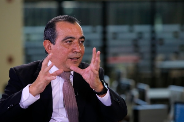 Gerardo Porras, gerente general de Bancrédito.