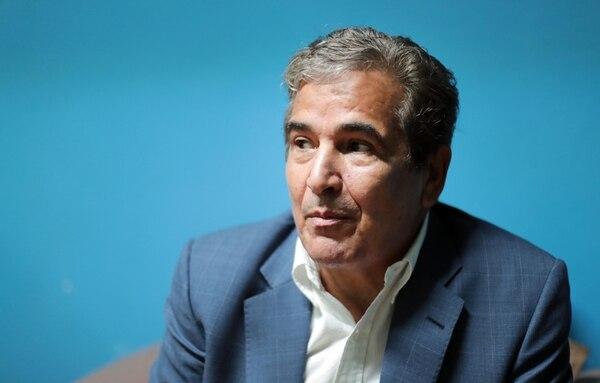 El exentrenador de la Selección Nacional Jorge Luis Pinto. Foto Alonso Tenorio