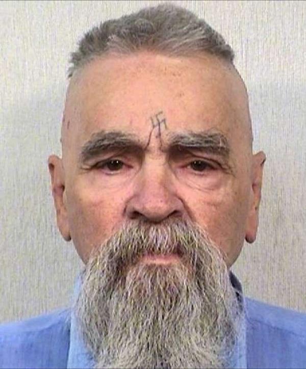 Charles Manson tenía 83 años edad. Foto: AFP/Archivo