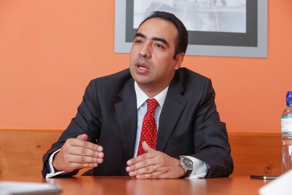 """""""HP mantiene su compromiso con la operación en Costa Rica y, como en todos los demás países, podemos ser parte del proceso de transformación"""", dijo Juan Martín Barrero, Director general de HP Centroamérica."""