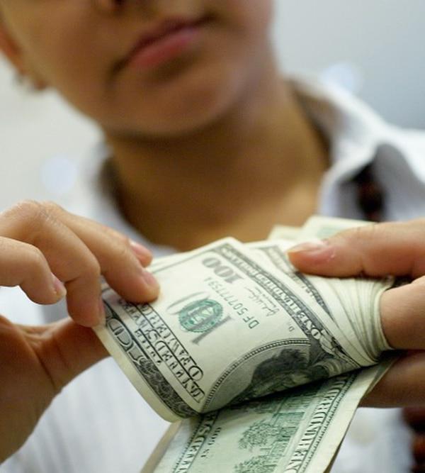 deuda, dólares