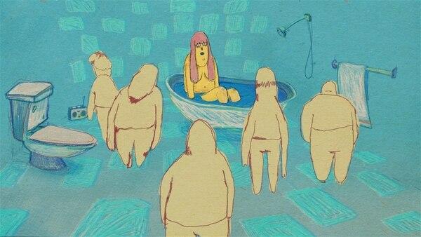 Fotograma de 'I Want a Sun In My Pocket', cortometraje ganador del Made in Costa Rica. Cortesía de Shnit