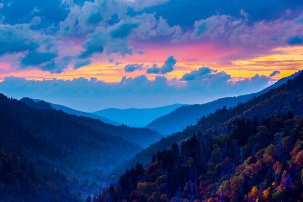 Great Smoky Mountains. Foto: Cortesía de Alamo Rent A Car
