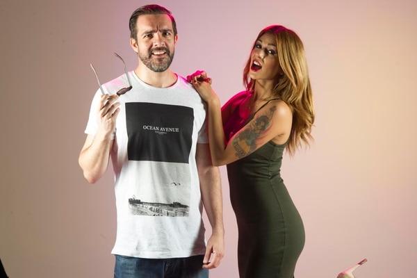 Kurt Dyer y Valeria Sibaja son las caras de dos grandes comunidades virtuales, uno enfocado en la comedia y la otra en moda y estilo de vida.
