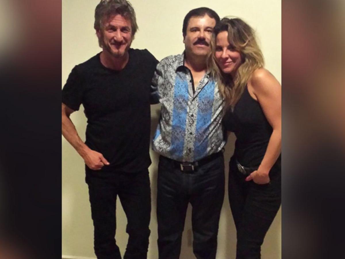 Reunión entre Kate del Castillo, el Chapo Guzmán y Sean Penn: El drama  detrás de la reina, el capo y el donjuán - La Nación