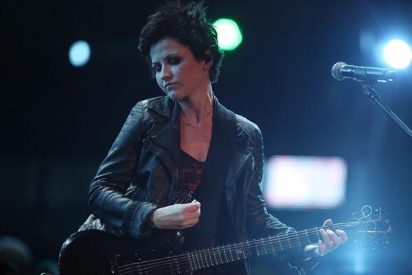Falleció Dolores O'Riordan, cantante de la banda The Cranberries — Pura tristeza