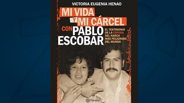 María Victoria Henao, la viuda de Escobar, rompió el silencio que guardó durante toda su vida, antes y después de Pablo. Su detallado libro fue lanzado por la editorial Planeta este miércoles 15 de noviembre.