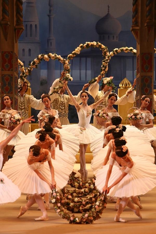 La obra 'El corsario' es la primera coreografía que se verá. Allí bailarán 120 personas. Foto: Cortesía de Centro Cultural Costarricense-Norteamericano