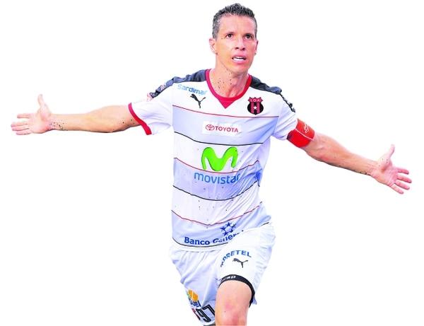 Pablo Gabas suma dos goles en este Invierno 2016.