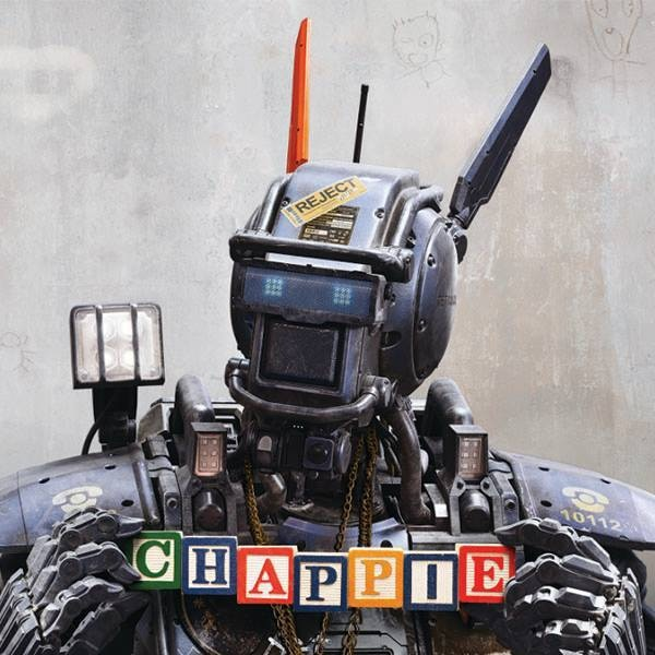 El androide Chappie sedujo a la audiencia de Estados Unidos en su primer fin de semana.