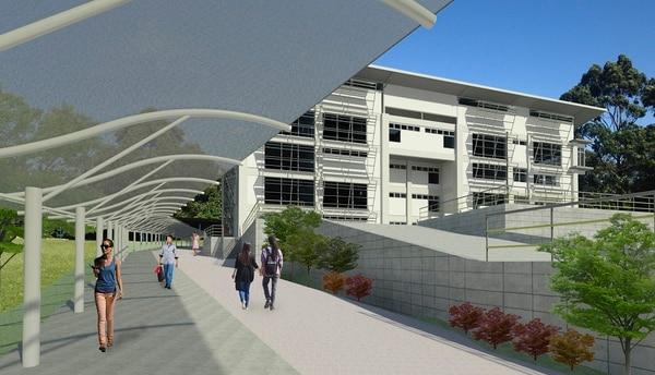 El monto destinado a las mejoras del recinto universitario es de unos $52.000 millones.