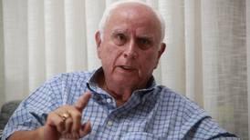Rodolfo Méndez critica comisión legislativa: 'Se convirtió en un asunto personal'