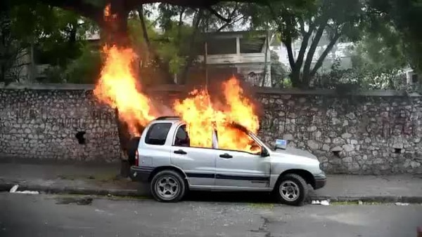 """(Video) Suspenden elecciones en Haití por """"razones de seguridad"""""""