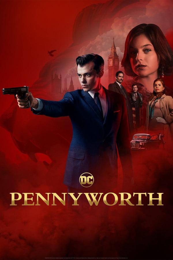 La serie está ambientada en el Londres de los años 60, donde Alfred se ve envuelto en una historia de intrigas políticas. Foto: STARZPLAY.