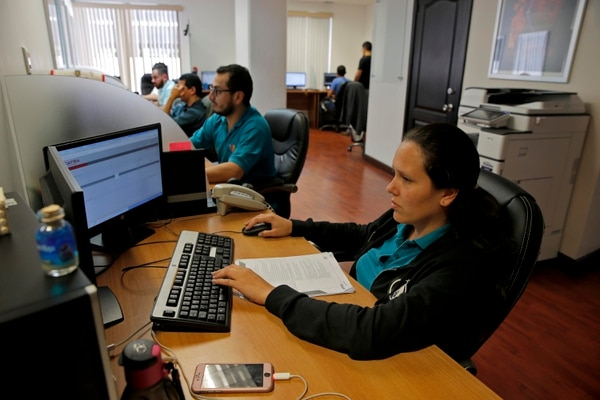 Una de las 'fintech' que ha venido destacando en Costa Rica es Impesa, que desarrolló el chatbot Layla para realizar consultas y para solicitar y aprobar servicios financieros. (Foto Mayela López/ Archivo)