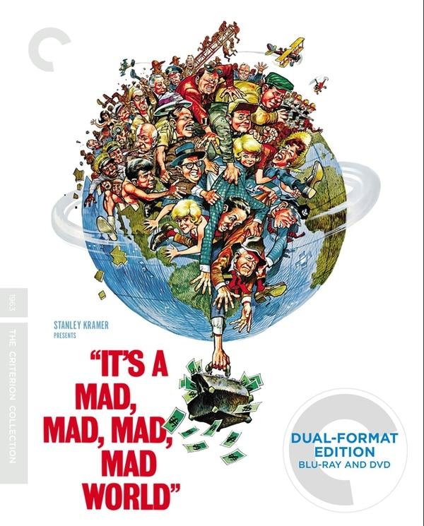 'El Mundo está loco, loco, loco' se estrenó en 1963. Foto: Captura.