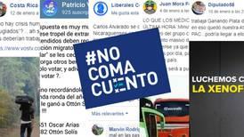 Migrantes y refugiados fueron principales víctimas de 'noticias falsas' previo a elecciones municipales