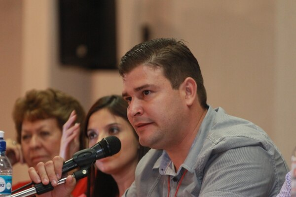 Gerardo Vargas, presidente del PUSC.