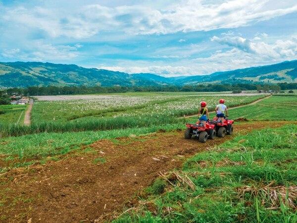 Salir a recorrer sitios en tiempo libre así como contribuir con la economía local son parte de los beneficios que los nómadas digitales brindan a Costa Rica. Foto: Hotel Villa Florencia cortesía para LN.