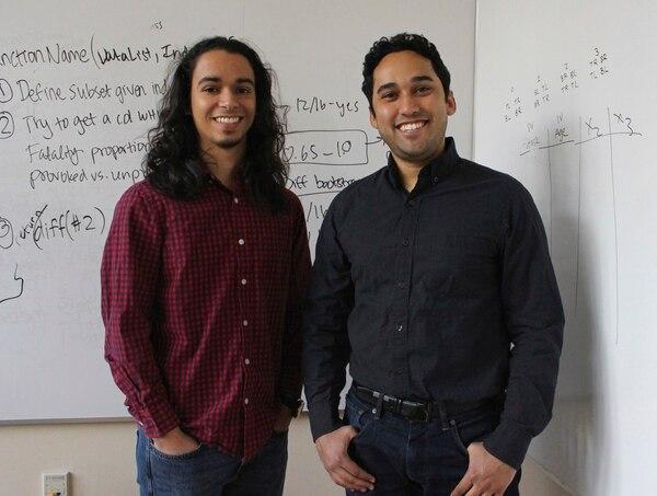Los estudiantes graduados de la Universidad Yale, Michael Lopez-Brau, y Stefan Uddenberg crearon el complemento llamado