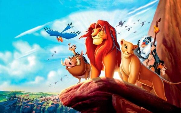 El Rey León, un clásico de Disney de 1994.