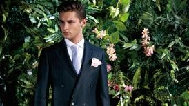 Adiós a la monotonía en los trajes de novio