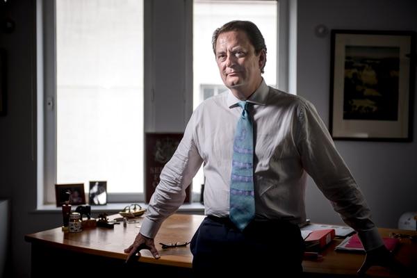 David Green, el director de la Oficina de Fraudes Graves (SFO, por sus siglas en inglés) de Gran Bretaña.