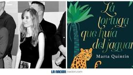 Periodista española escribió novela inspirada en Costa Rica y ganó premio que le permitió publicarla