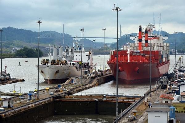 AFPEl canal de Panamá sigue funcionando con normalidad a pesar de las medidas.