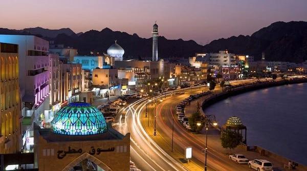 Mascate, capital de Omán. Fotografía: Marta Cartín De Lemos