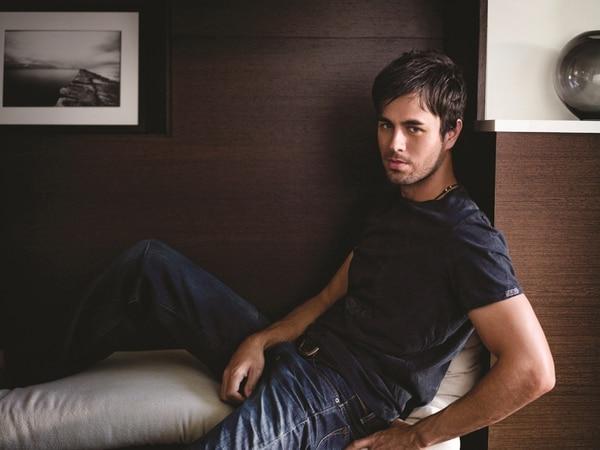 Enrique Iglesias. / Fotografía: Universal Music para LN.