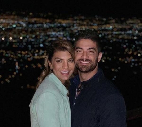 Según nuestras cuentas, Sharon y Daniel ya están cerca de cumplir un año de idílico noviazgo.