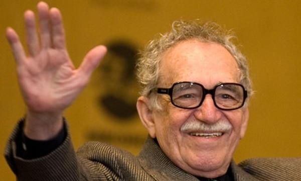 Gabriel García Márquez tiene 87 años de edad.