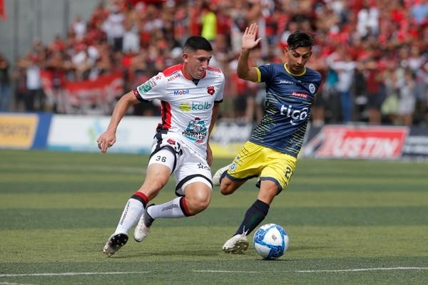 Facundo Zabala ha jugado 746 minutos en el torneo. Fotografía: Mayela López