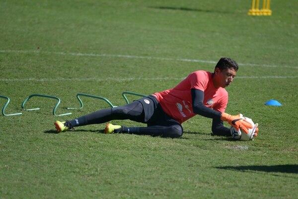 Alexandre Lezcano jugó el Torneo Sub 18 de la Copa UNCAF que se realizó en el país en setiembre anterior y donde la Tricolor alcanzó el campeonato. Fotografía: Agencia Ojo por Ojo